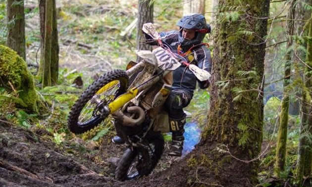 What is a powerband on a dirt bike?