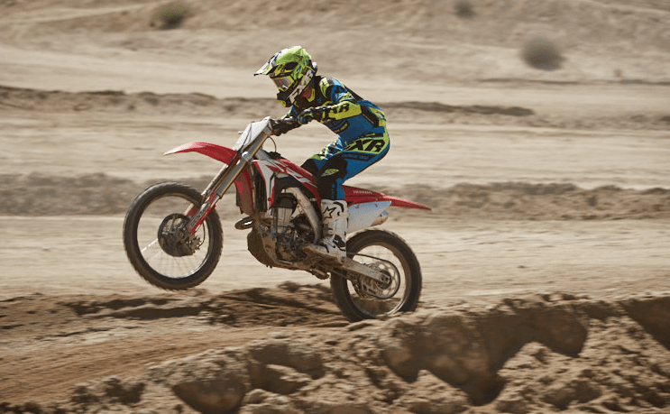where can i ride my dirt bike legally