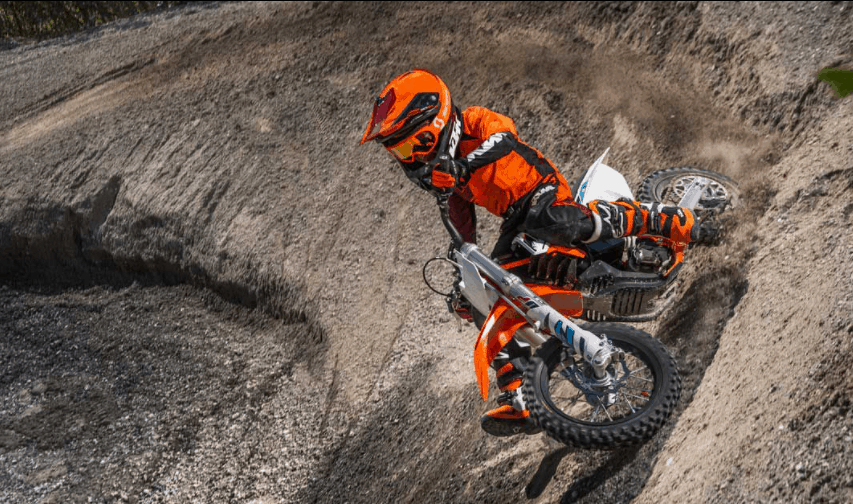How Fast Does A 70cc Dirt Bike Go?
